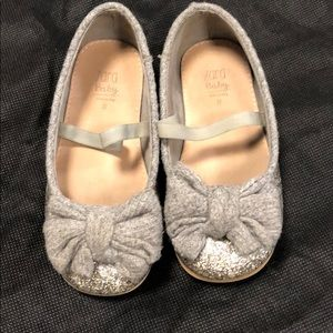 Zara little girls shoes